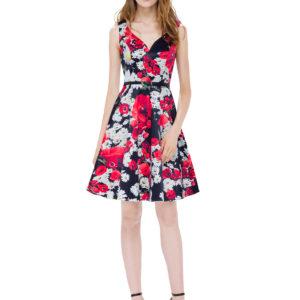 Letní šaty krátké, barevné