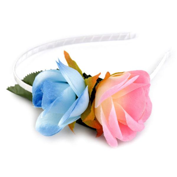 Čelenka s růžemi